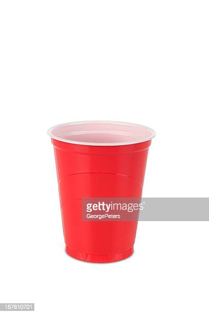 disposable cup isolated on white - paper cup stock photos and pictures