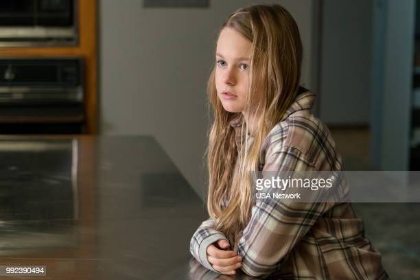 """Disposable Heroes"""" Episode 311 -- Pictured: Isabella Crovetti-Cramp as Grace Bowman --"""