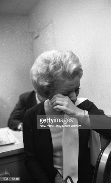 Dissolving in tears at Queens Criminal Court Alice Crimminsa blonde these daysfinds that words escape her as she prepares for a new trial in the 1965...