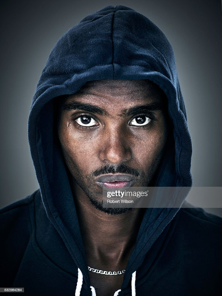 Mo Farah, Times magazine UK, December 12, 2015