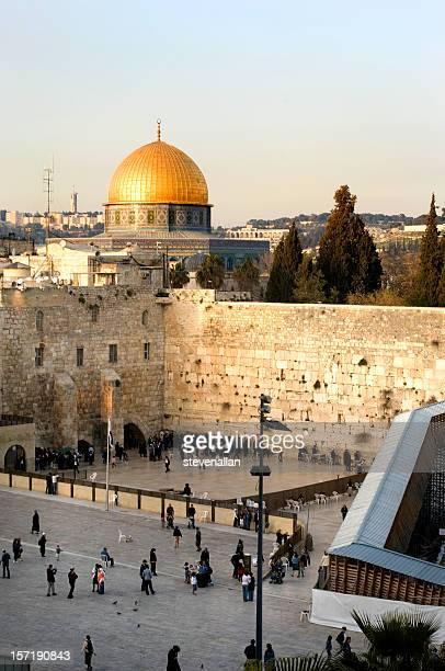 jerusalém - israel - fotografias e filmes do acervo