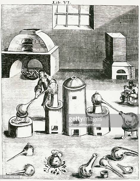Distillation of alchohol in the 19th century Distillation is a method of separating mixtures based on differences in volatilities of components in a...