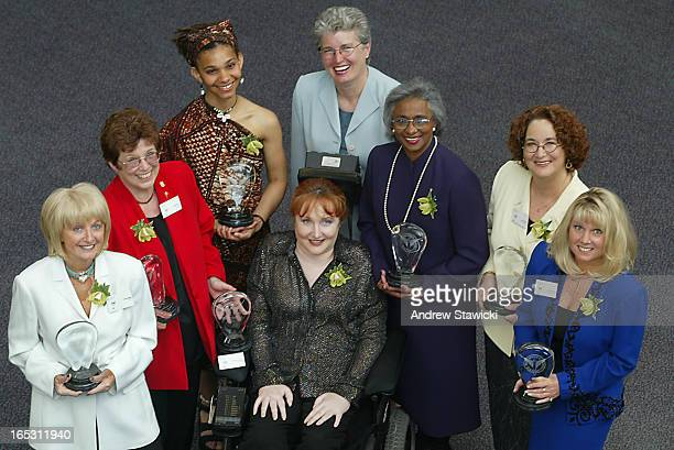 Distinction women_AS0105/29/02Seven leading women of Toronto will be honoured at The 22nd Annual YWCA of Greater Toronto Women of Distinction Awards...