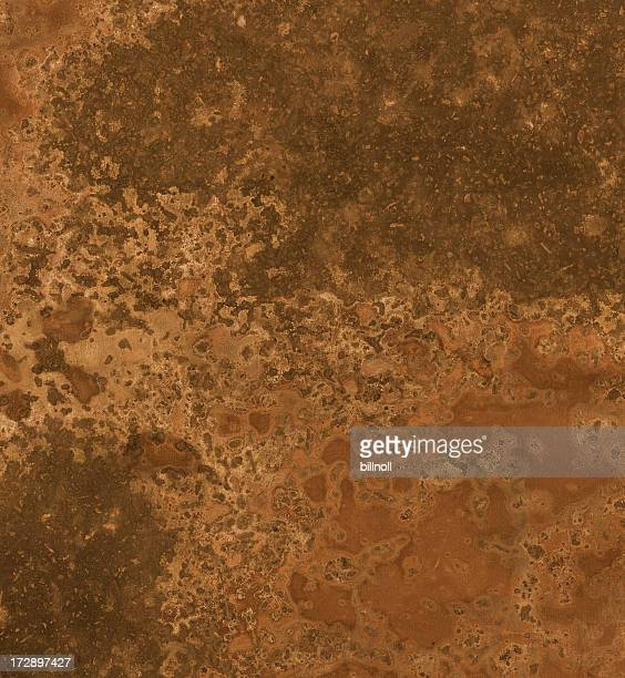 distressed copper surface background texture - rusty stock pictures, royalty-free photos & images