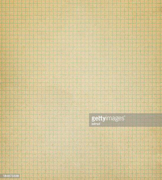 distressed graph paper