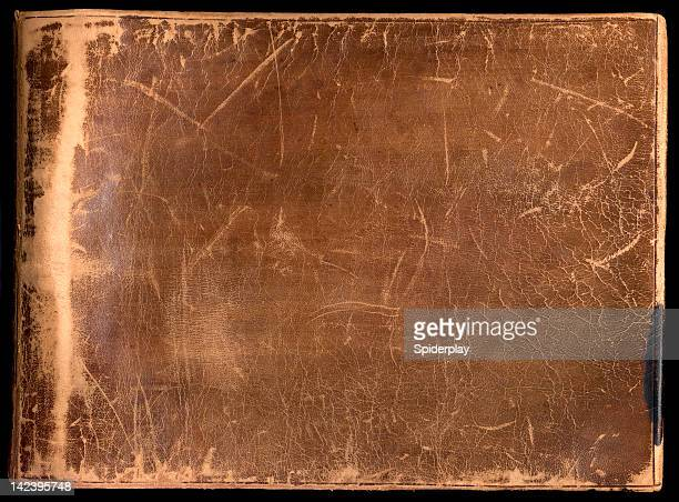xl distressed leather - leather stock pictures, royalty-free photos & images