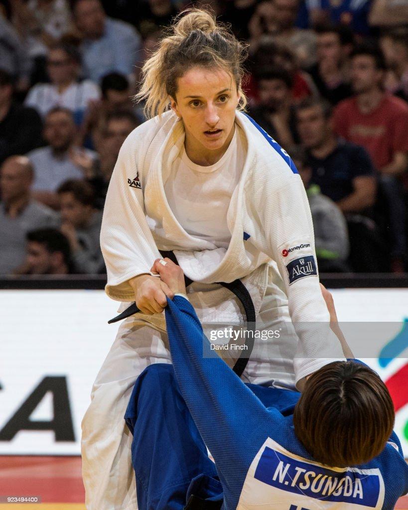 2018 Paris Judo Grand Slam (10-11 February) : News Photo