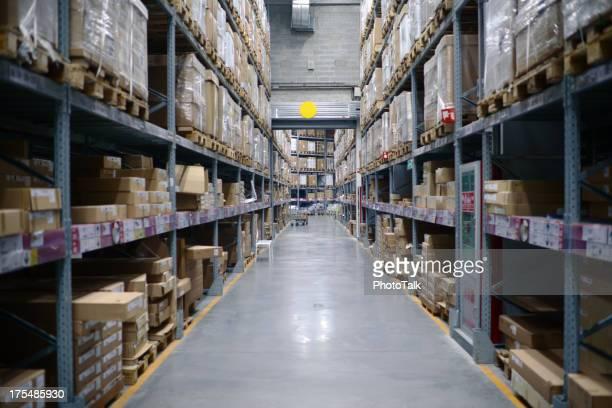 Distribution Center und dem Warehouse-XXXXXLarge
