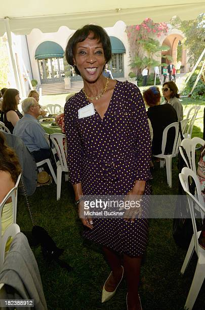 District Attorney Jackie Lacey attends The Rape Foundations Annual Brunch at Greenacres on September 29 2013 in Beverly Hills California