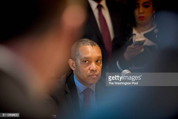 District of Columbia Attorney General Karl Racine attended the Council breakfast discussing the pending legalization of marijuana in the District of...