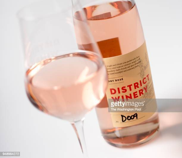 District Winery on Water St has produced the District's first wine Head winemaker Conor McCormack developed the 2017 Dry Rosé Coming soon is City...