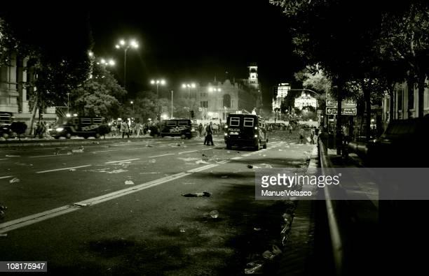 Molestias en la noche