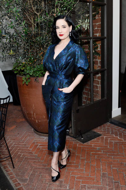 Vogue 90th Anniversary Party