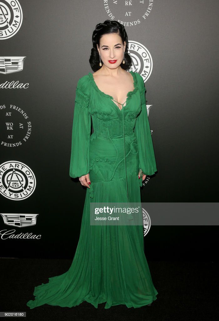 The Art Of Elysium's 11th Annual Celebration - Heaven - Arrivals