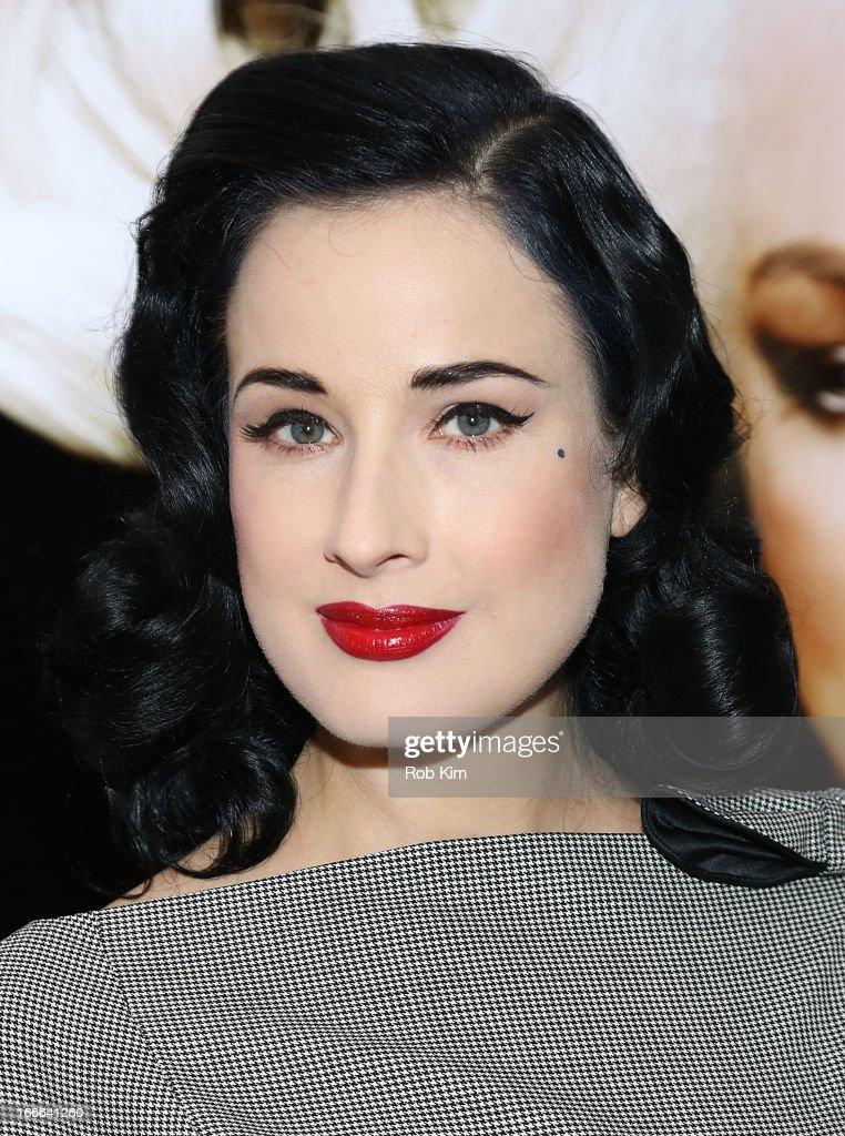 Hair & Beauty: Celebrity - April 13 - April 19, 2013