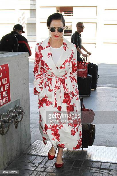 e24a58f6599e Dita Von Teese is seen at LAX on October 26 2015 in Los Angeles California