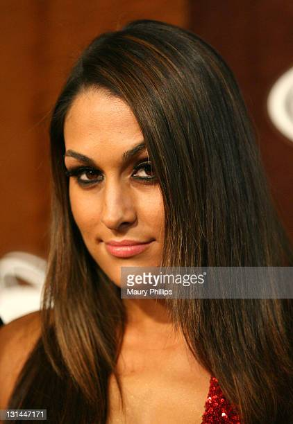 WWE Diva Brie Bella arrives at the ESPN Magazine 'NEXT' Party held at the NEXT Ranch on February 4 2011 in Fort Worth Texas
