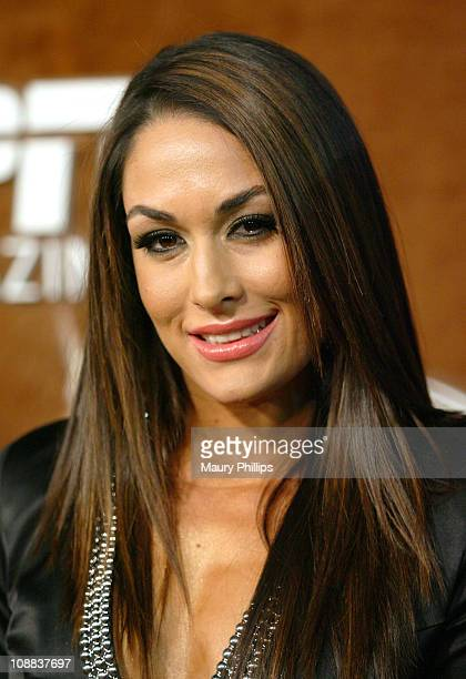 Diva Nikki Bella arrives at the ESPN Magazine NEXT Party held at the NEXT Ranch on February 4 2011 in Fort Worth Texas