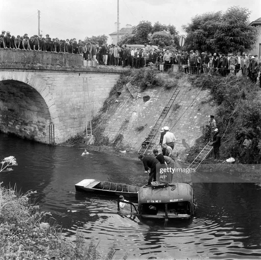 TDF-1964-ACCIDENT : Foto di attualità