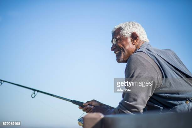 diverse active seniors - fishing industry stock pictures, royalty-free photos & images