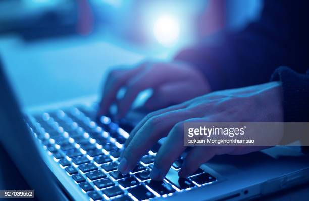 diverse computer hacking shoot - thief stock pictures, royalty-free photos & images