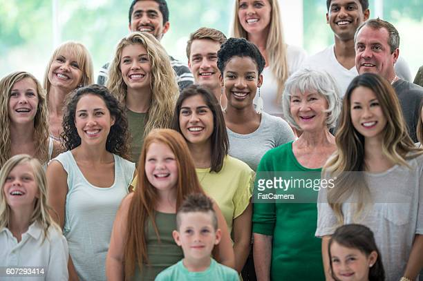 Diverse Ethnic Group