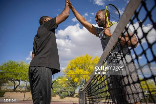 diverse tennis - individual event stock pictures, royalty-free photos & images