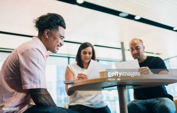 Diversity at work.