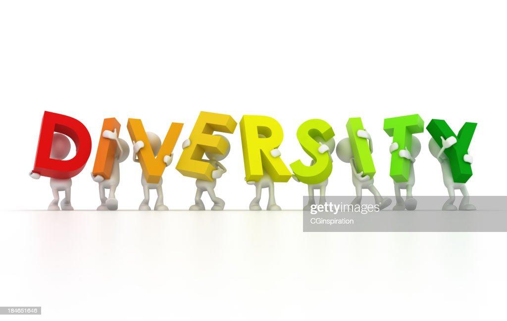 Diversity : Stock Photo