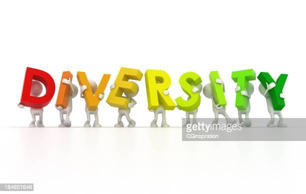 多様性 - interracial cartoon ストックフォトと画像