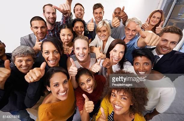 Vielfalt, die das team arbeiten