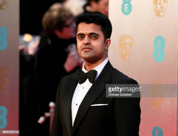 Divian Ladwa at the British Academy Film Awards 2017 at The Royal Albert Hall on February 12 2017 in London England