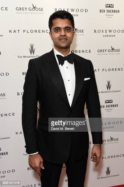 Divian Ladwa attends as The Weinstein Company Entertainment Film Distributors and STUDIOCANAL celebrate the 2017 BAFTA after party in partnership...