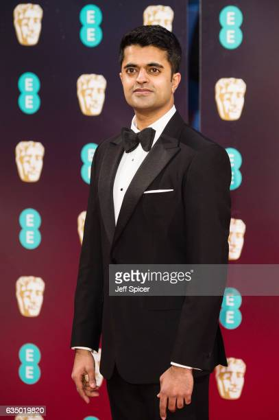 Divian Ladwa attends the 70th EE British Academy Film Awards at Royal Albert Hall on February 12 2017 in London England