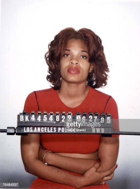 Divine Brown the prostitute arrested with actor Hugh Grant in Los Angeles California