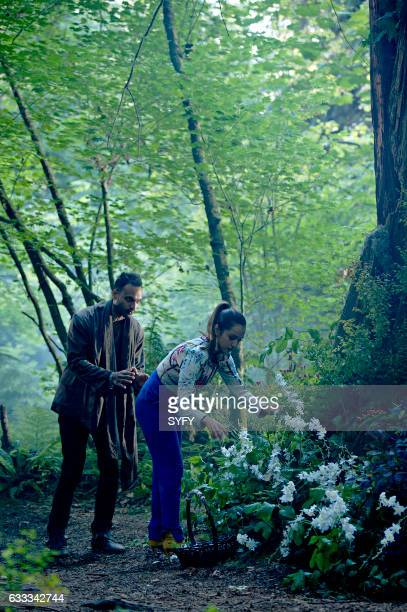 THE MAGICIANS 'Divine Elimination' Episode 203 Pictured Arjun Gupta as Penny Summer Bishil as Margo