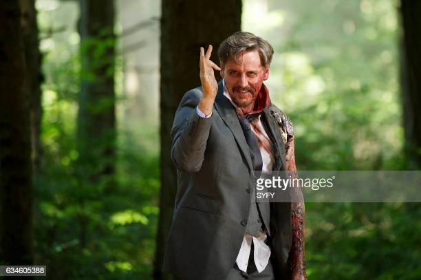 THE MAGICIANS 'Divine Elimination' Episode 203 Pictured Charles Mesure as The Beast