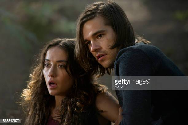 THE MAGICIANS 'Divine Elimination' Episode 203 Pictured Stella Maeve as Julia Jason Ralph as Quentin