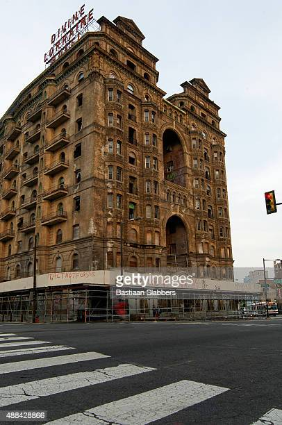 divine lorraine hotel - basslabbers, bastiaan slabbers stock pictures, royalty-free photos & images