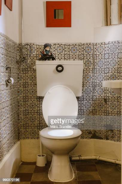 divine throne - toilet bowl stock photos and pictures