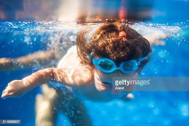 Plongée pour les enfants