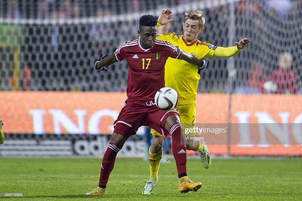 "International Friendly - ""Belgium v Wales"" : News Photo"