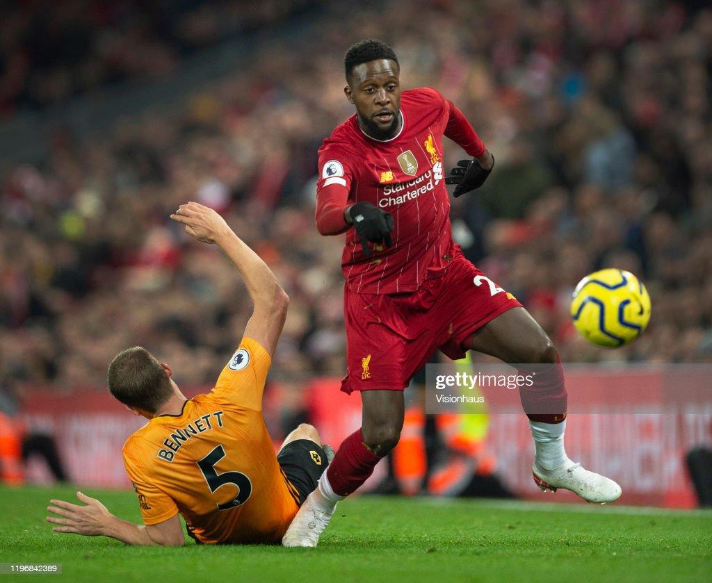Liverpool FC v Wolverhampton Wanderers - Premier League : Nachrichtenfoto