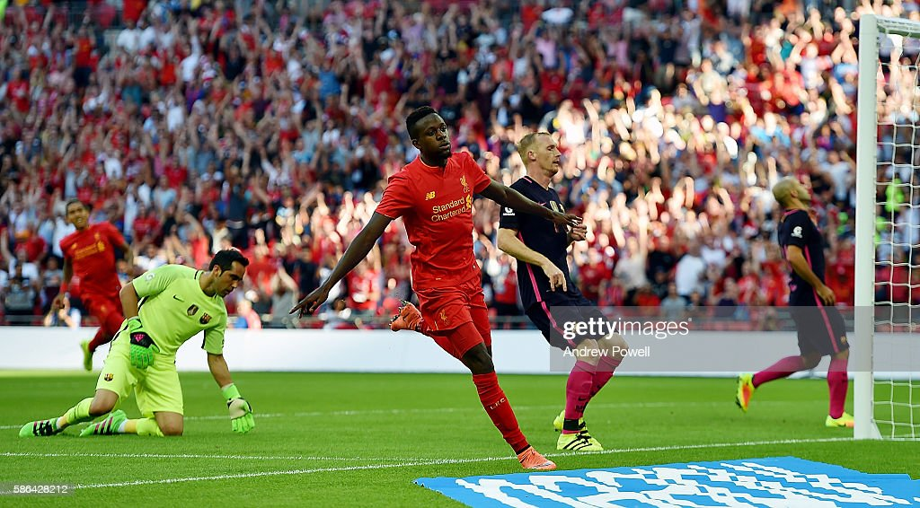 International Champions Cup: Liverpool v Barcelona : News Photo