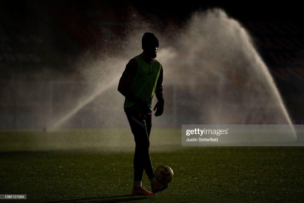 Crystal Palace v Liverpool - Premier League : Nachrichtenfoto