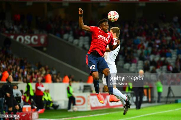 Divock ORIGI / Valentin LAVIGNE Lille / Lorient 3eme journee Ligue 1 Photo Dave Winter / Icon Sport