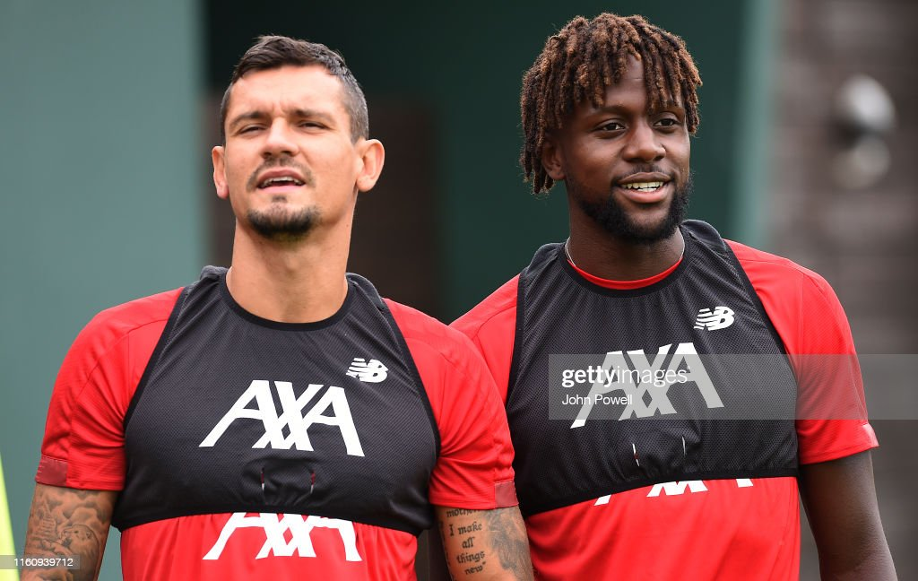 Liverpool Pre-Season Training Session : News Photo