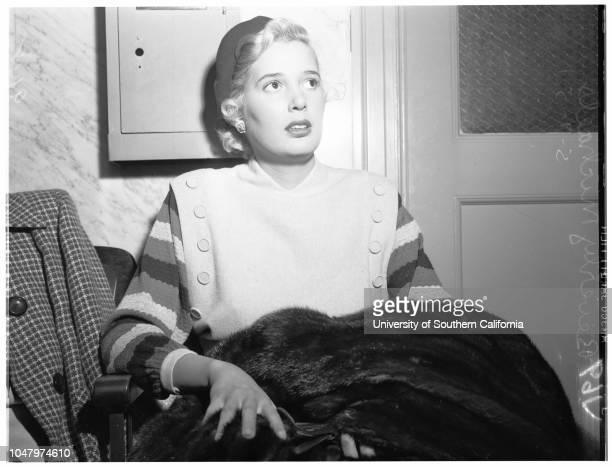 Divorce May 7 1951 Beverly Michaels 22 years