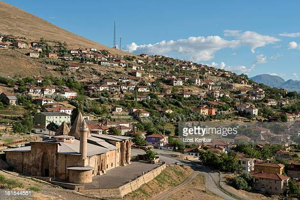 divrigi great mosque and hospital - sivas stock pictures, royalty-free photos & images