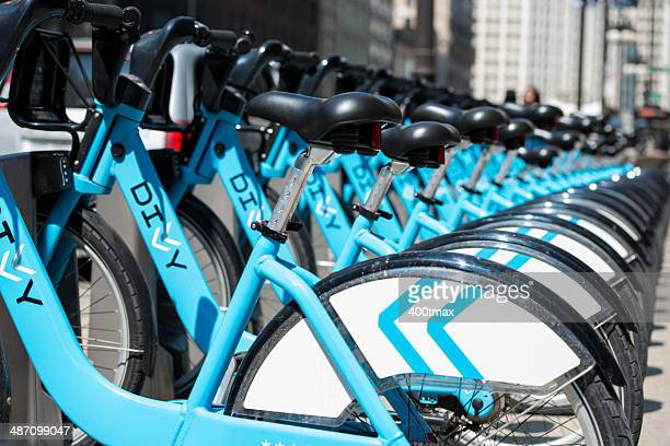 divvy bikes - april fool stock photos and pictures